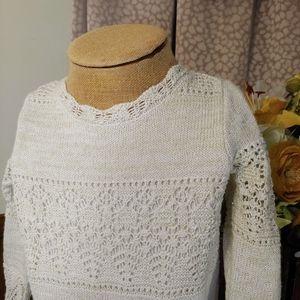 💛 Little Girls Sweater Dress